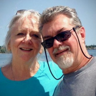 Profile photo of Carolyn and James