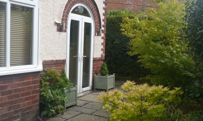 Exchange this home in Derbyshire UK