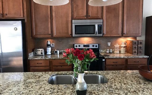 Kitchen - Home Swap in USA